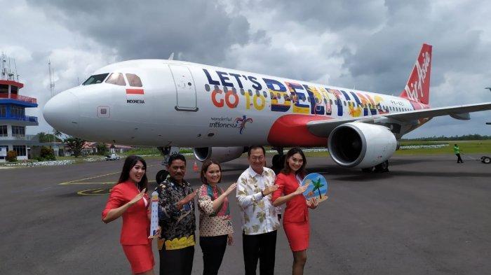 AirAsia Siapkan Kompensasi untuk Tiket Pesawat dengan Jadwal Keberangkatan Hingga 31 Mei 2020
