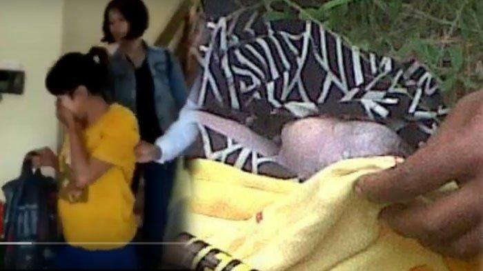 Balita Tewas Disiksa Ibu Gegara Ngompol, Hampir Dikubur di Tanah Sedalam 20cm Tapi Ketahuan!