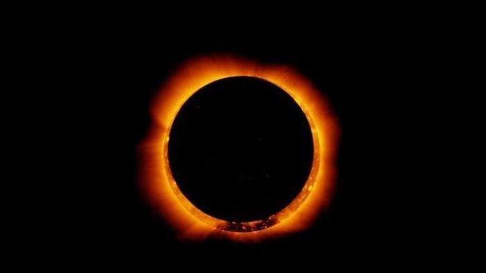 BMKG Umumkan Gerhana Matahari Cincin 26 Desember 2019, Durasi Cincin Terlama dan Magnitudo Terbesar