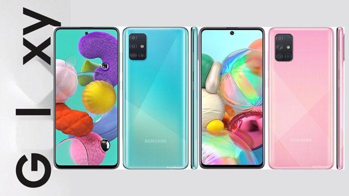Daftar Harga HP Samsung Terbaru Bulan Mei 2020, Galaxy A50s hingga Galaxy S20 Ultra