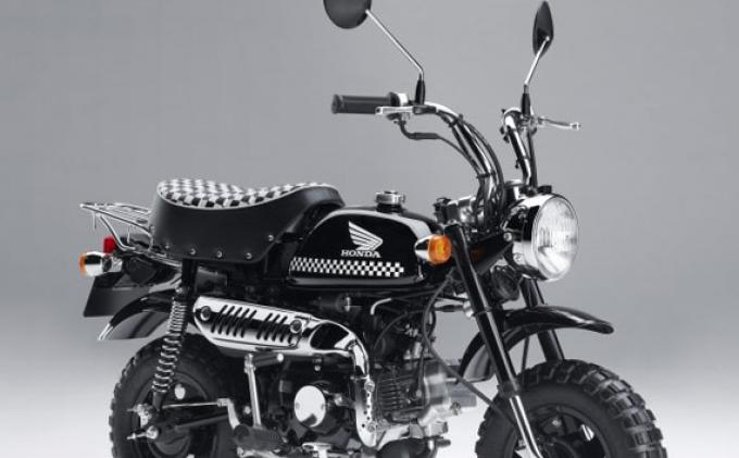 Daftar Harga Motor Honda untuk Januari 2020, Honda Monkey Iconic-Fun Bike Dijual Rp 65.916.000