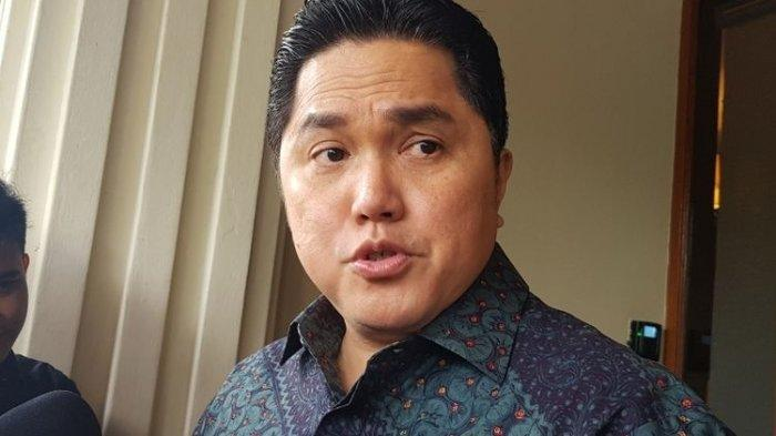 Erick Thohir akan Pilih Bos PLN Nanti Sore, Siapa Kandidatnya?