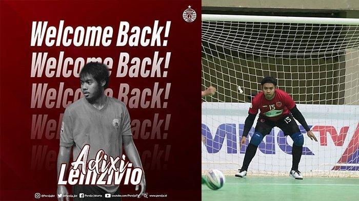 Kiper Potensial Persija Ini Ceritakan Debut Spesial di Sepakbola Indonesia