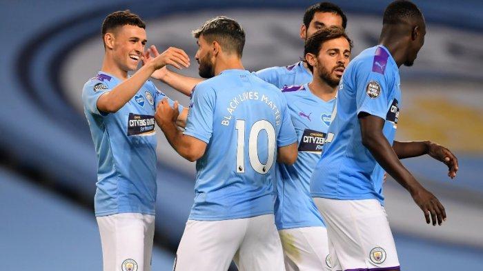 LIVE Streaming Manchester City vs Newcastle United Liga Inggris di Mola TV, Pukul 00.00 WIB