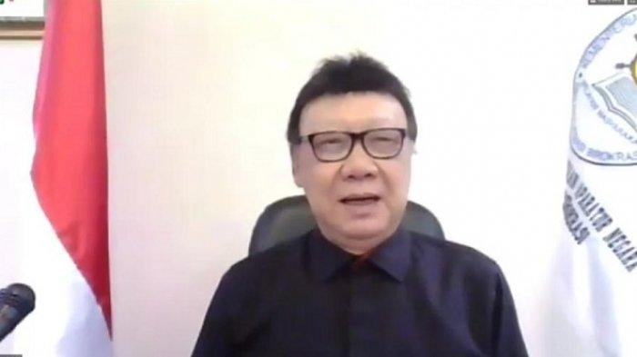 Menteri Tjahjo Ajak Pejabat Berinovasi Pada Tatanan Normal Baru