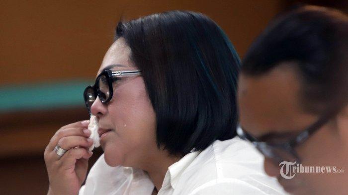 Nunung dan Suaminya Akan Hadir Jadi Saksi Kurir yang Antarkan Sabu Pesanannya Senilai Rp 3,7 Juta