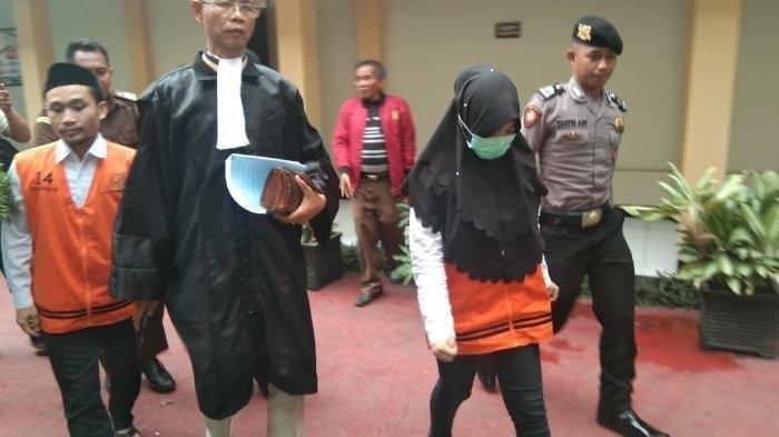 Pemeran Wanita dalam Video Mesum Vina Garut Dituntut 5 Tahun Penjara dan Denda Rp 1 Miliar