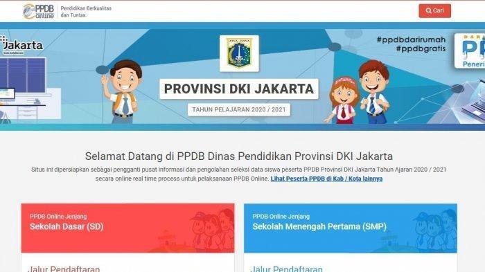 Pengumuman PPDB SMA/SMK Jakarta 2020 Jalur Afirmasi akan Diumumkan Senin, 22 Juni 2020, Besok
