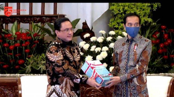 Presiden Bersyukur 4 Tahun Berturut-turut Laporan Keuangan Pemerintah Berpredikat WTP
