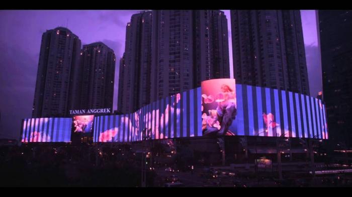 Salah Satu Mall Terbesar di Jakarta, Mall Taman Anggrek Belum Beroperasi 10 Hari Pasca Banjir