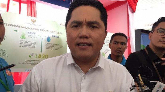 Setelah Menunjuk Direksi dan Komut PLN, Erick Thohir kembali Rombak Jajaran Direksi ASDP
