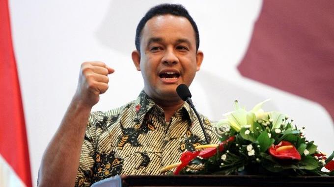 Survei PPI Elektabilitas Anies Baswedan Merosot: Banjir Membunuh Kredibiltas Gubernur DKI Jakarta