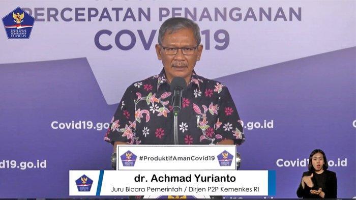 11 Provinsi Nihil Kasus Baru Sebaran Virus Corona di Indonesia Senin (6/7/2020)