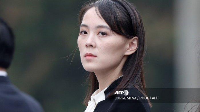 Disebut Bisa Gantikan sang Kakak yang Sakit Parah Mengenal Kim Yo Jong Adik 'Alter-Ego' Kim Jong Un