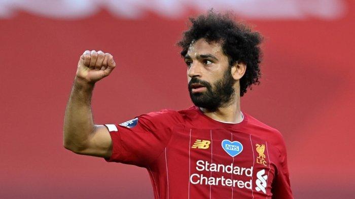 Ini Waktunya! Liverpool Selangkah Lagi Juara Liga Inggris 2019-2020 Mohamed Salah