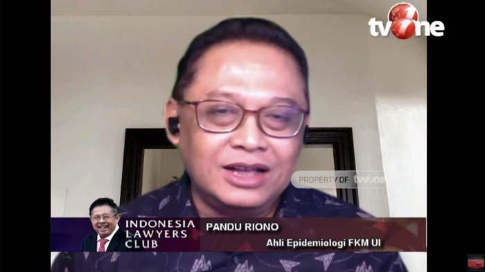Pandu Riono Kritisi Masih Diterapkannya Rapid Test buat Penanganan Covid-19