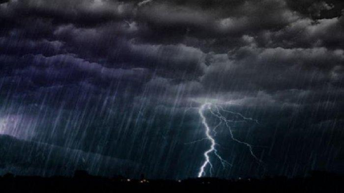Peringatan Dini Selasa 9 Juni 2020 Waspada Cuaca Ekstrem di 19 Wilayah BMKG