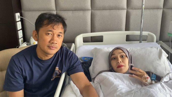 Zaskia Adya Mecca Berat wajib Terpisah dengan Bayinya Melahirkan Anak Kelima